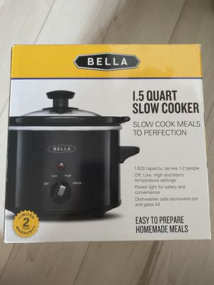 Like New Crockpot slowcooker for Sale in San Diego, CA