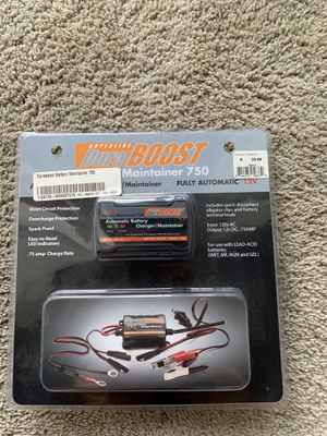 Battery Tender for Sale in San Diego, CA