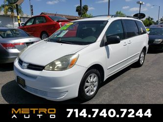 2005 Toyota Sienna for Sale in La Habra,  CA