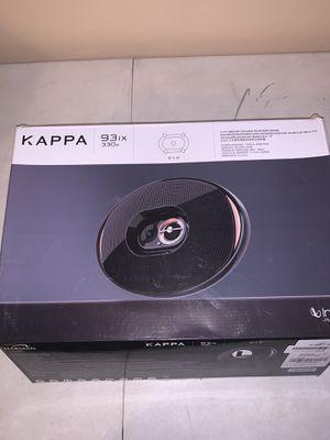 Kappa Car Speakers 6x9 for Sale in Mesa, AZ