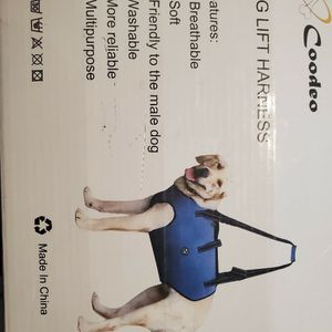 Dog Harness New for Sale in Moreno Valley, CA