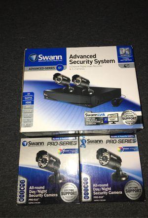 Swann camera set for Sale in Binghamton, NY