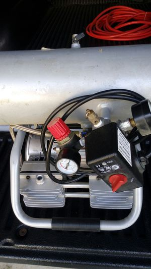 California quiet air compressor ( parts only) for Sale in Lancaster, OH