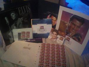 Elvis memrabilia for Sale in North Little Rock, AR