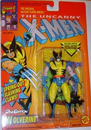 Marvel Comics - The Uncanny X-Men (Wolverine) 5 Inch Action Figure Collectible for Sale in Fresno, CA