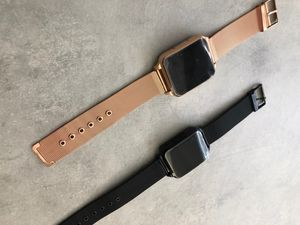 Brand new HD Screen smartwatch with adjustable metal band dual mode works with any phone or any sim card for Sale in Fort Lauderdale, FL