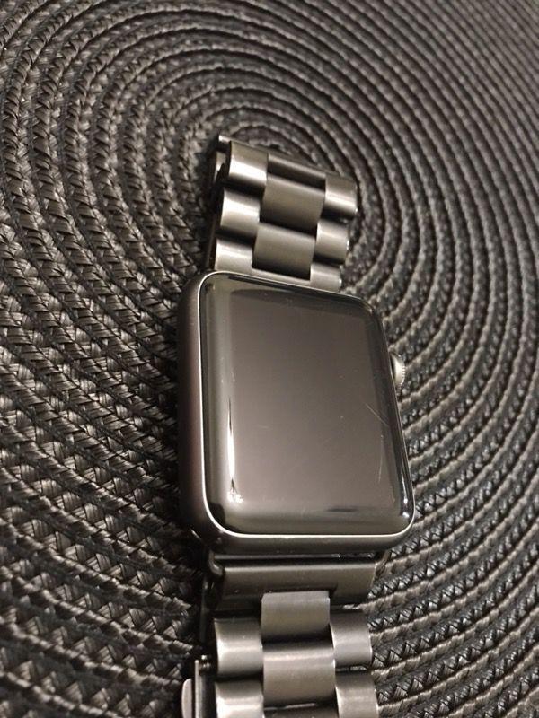 I watch Apple Watch series one