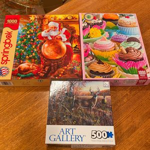 Puzzles for Sale in Elk River, MN