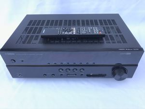 Yamaha HTR-3067 AV HDMI Receiver 5.1 Channel 4K Ultra HD Black for Sale in Paramount, CA