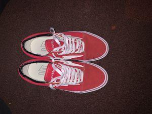 Revenge X Storm Vans (Red) for Sale in Pasadena, CA