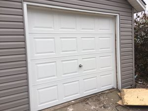 Garage doors are sold and also installed also openeers also repaired for Sale in Hyattsville, MD
