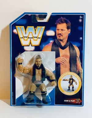 Chris Jerico Action Figure for Sale in Raleigh, NC