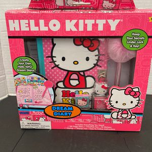 Hello Kitty Dream Diary for Sale in Chandler, AZ