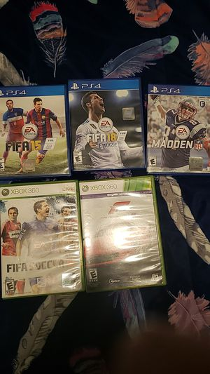 Ps4 Games for Sale in LAUD BY SEA, FL