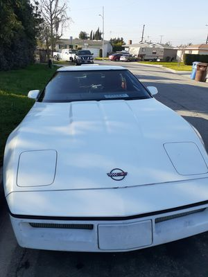 1989 Chevy Corvette for Sale in City of Industry, CA