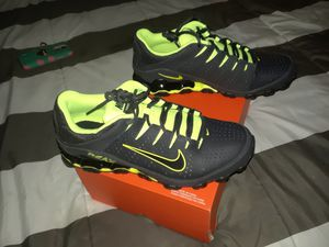 NIKE REAX 8 TR MEN SHOES NEW for Sale in Orange, CA