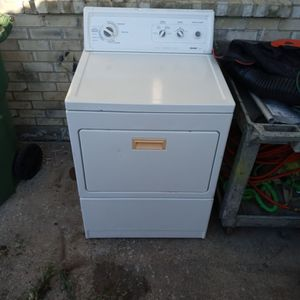 Kenmore 90 Series Super Capacity Quiet Pack Dryer for Sale in Arlington, TX