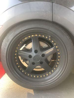 ESR wheels for Sale in Riverside, CA