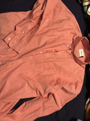 Men's button up for Sale in Westminster, CA