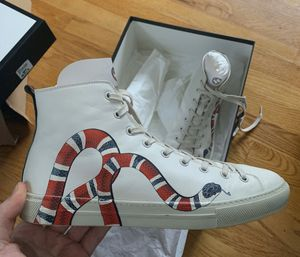 Gucci Snake high top Sz:12 100% authentic for Sale in Vista, CA
