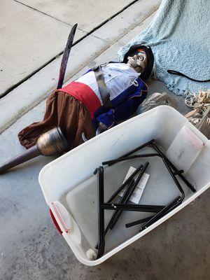 Peg leg pirate for Sale in Ruskin, FL