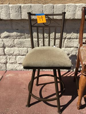 Sunday only bar stool for Sale in Las Vegas, NV