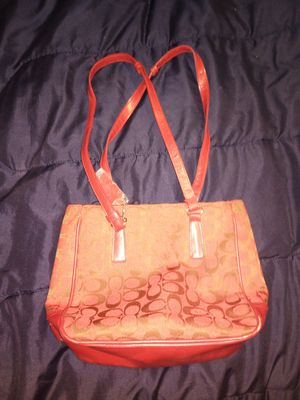 Coach hand bag for Sale in Lakewood, CO