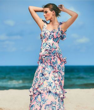Lilly Pulitzer Riland Maxi Dress - Brand New (Tag Removed) - Size Small / 4 for Sale in Philadelphia, PA