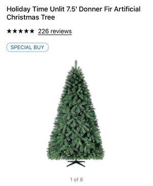 7.5 Prelit Christmas Tree for Sale in Bakersfield, CA
