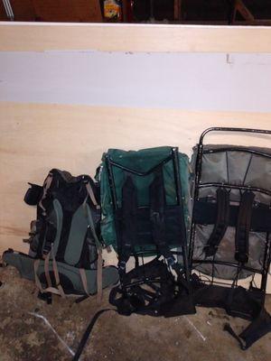 Camping backpacks for Sale in San Rafael, CA