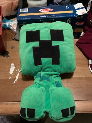 Minecraft Creeper plushies for Sale in Sunrise, FL