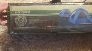 Brand new in box Wenzel tent and free brand new twin air mattress for Sale in Edmonds, WA