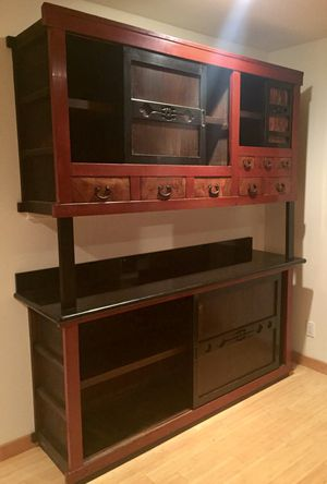 Antique Japanese Tansu Cabinet for Sale in Seattle, WA