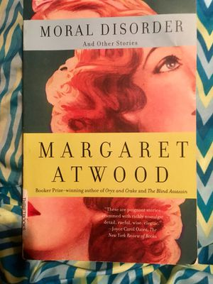Moral Disorder by Margaret Atwood for Sale in Oak Lawn, IL