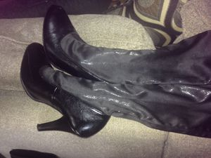 Victoria secret,colin Stuart.over the knee boots. for Sale in Price, UT
