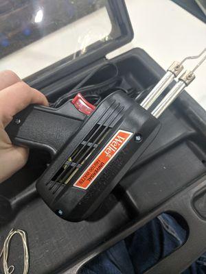 Weller 8200PKS soldering iron for Sale in Bellevue, WA