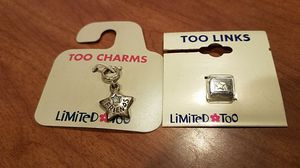 Limited Too charms $.50 for both for Sale in San Jose, CA