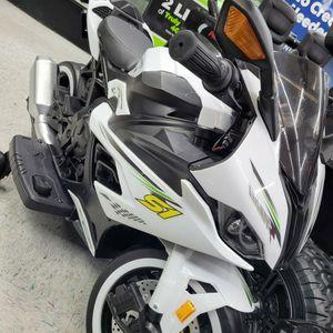 12V KIDS Ride On Power Wheel Motorcycle for Sale in Houston, TX