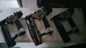 HUSKY NAIL GUNS (WORKS GREAT) for Sale in St. Louis, MO