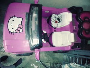 Hello Kitty Car for Sale in Cypress, CA