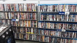 Blue ray and DVDs for Sale in Humble, TX