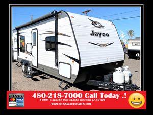 2018 Like New Jayco Jayflight 24ft 1 owner for Sale in Mesa, AZ