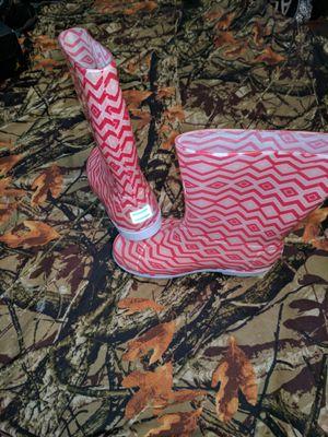 Tom's rain boots for Sale in WA, US