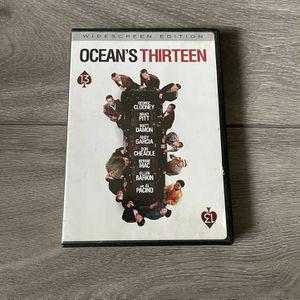 Ocean's Thirteen DVD for Sale in Los Angeles, CA