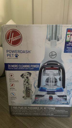 Brand new vacuum hasn't been used or touched for Sale in Delray Beach, FL
