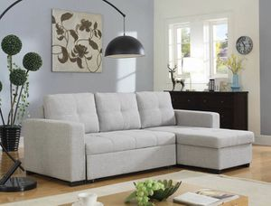 Reversible Sleeper Sectional for Sale in Miami, FL