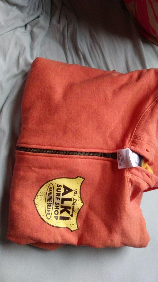 Alki Beach jacket . XL.