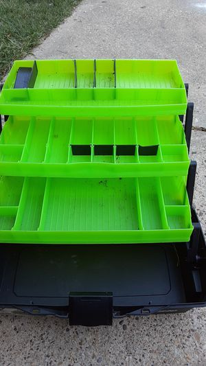 Fishing containers for Sale in Wheaton, MD