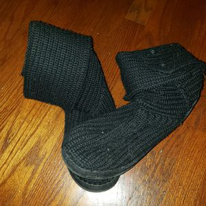 UGG Cardy Knit Boots for Sale in Mundelein, IL