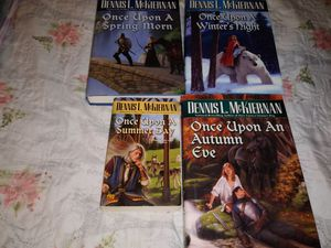 Once Upon a Season Series by Dennis McKiernan for Sale in Fresno, CA